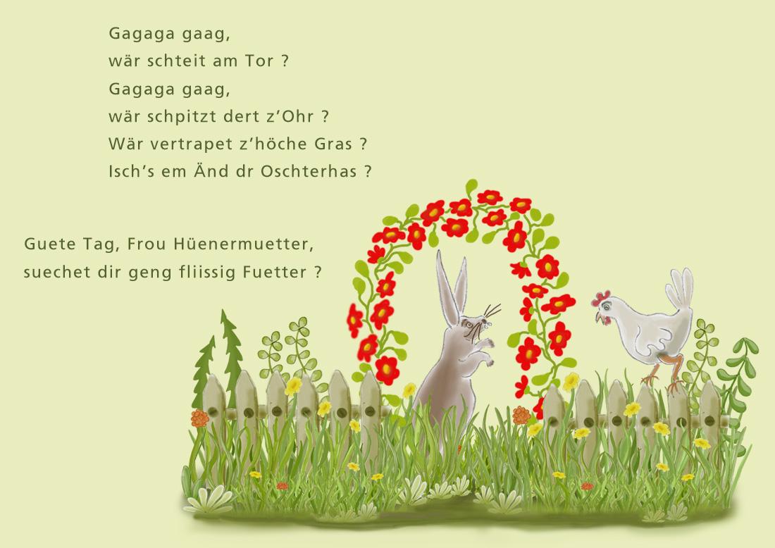 Kleines Ostergedicht